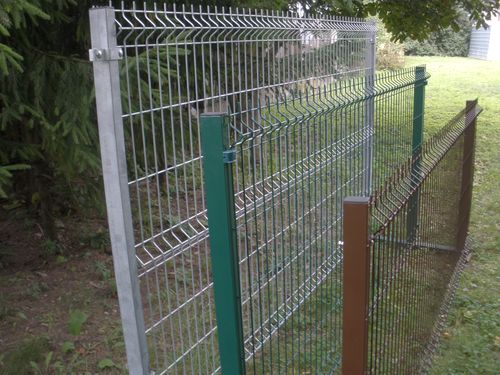 Panel Fence Sections