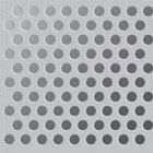 Perforated steel sheet RV