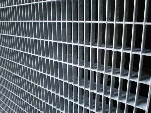 Galvanized grating PR 34*11/25*2mm
